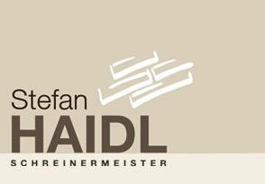 Schreinermeister Haidl Waldkirchen